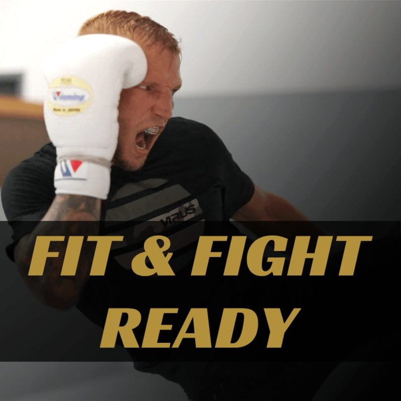 Fit & Fight Ready Course – TJ Dillashaw